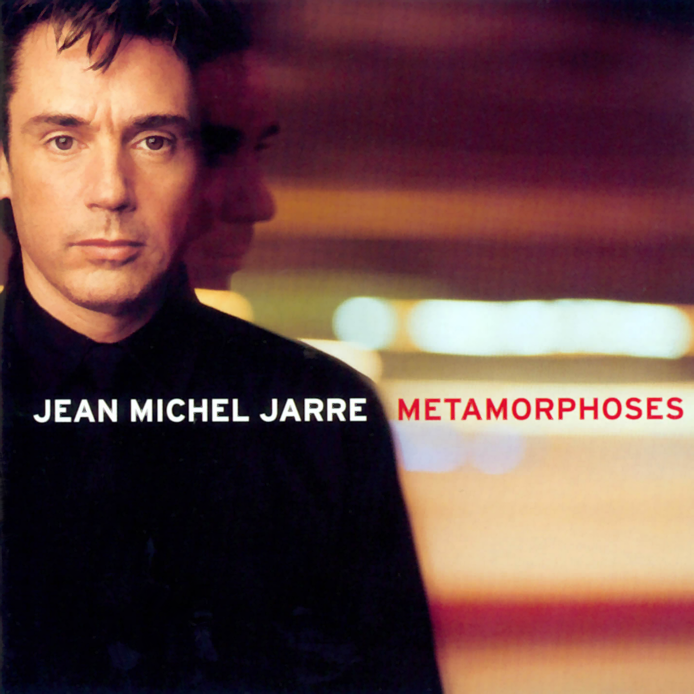 Jean Michael Jarre - Methamorphoses (cover front)