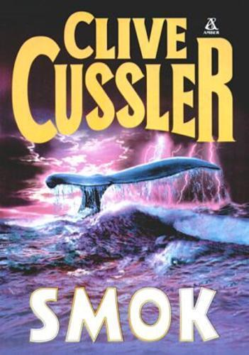Smok - Clive Cussler cover front