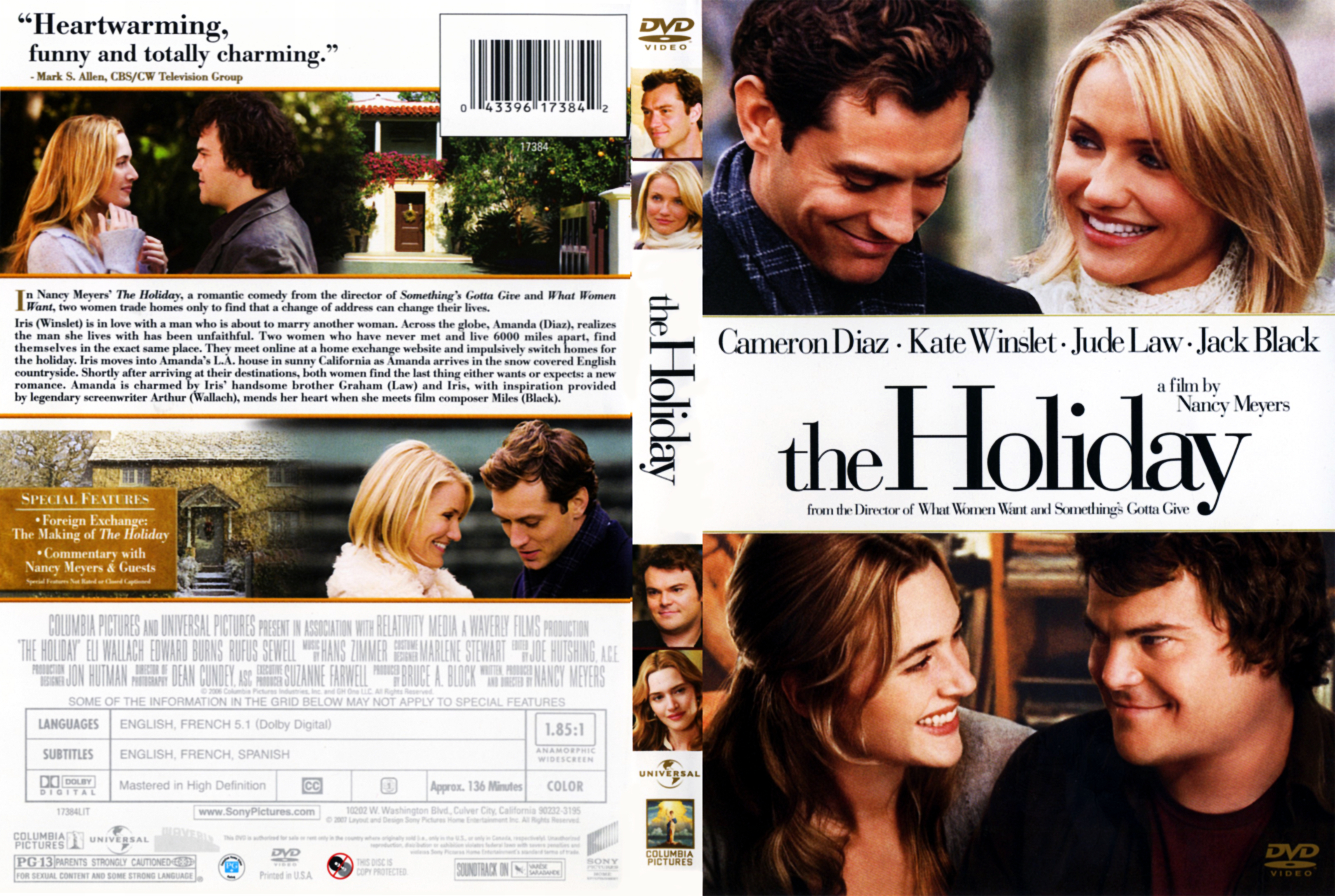 The Holiday 2006 (cover front)