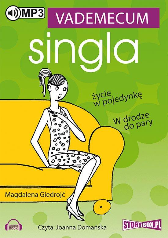 Vademecum Singla - Magdalena Giedrojć (cover front)