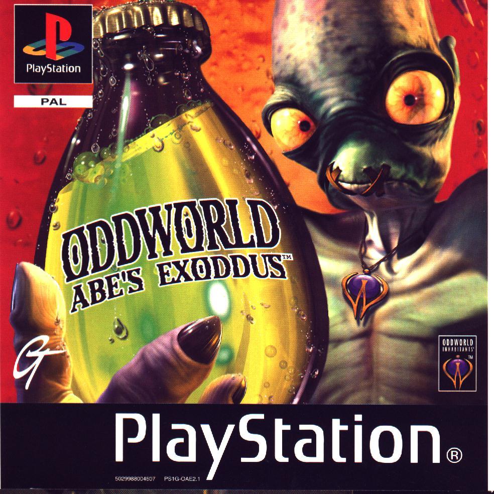 Oddworld: Abe's Exoddus (2cd)