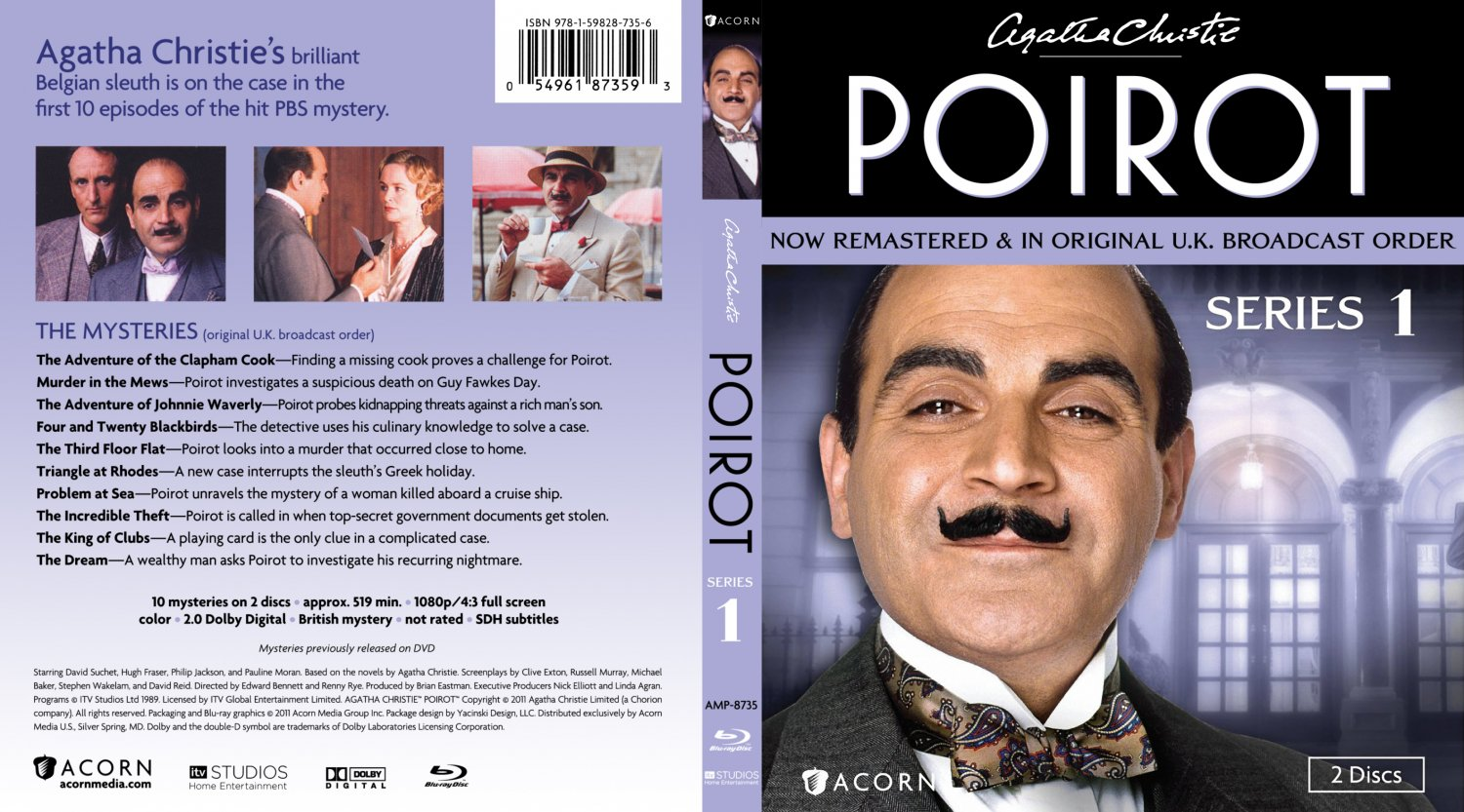 Agatha Christie's Poirot (1989) S01E05: The Third Floor Flat