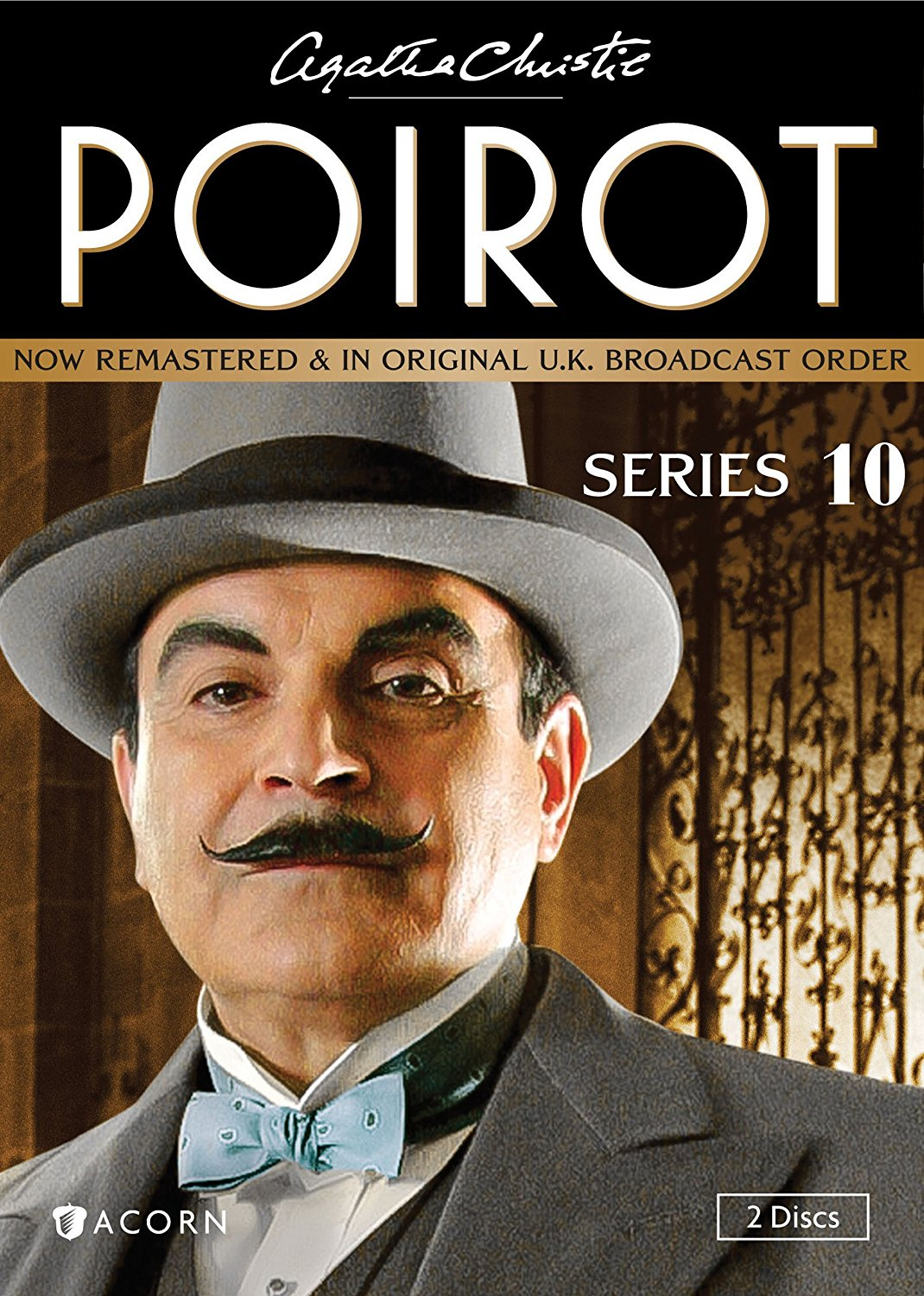 Agatha Christie's Poirot (2006) S10E02: Cards on table