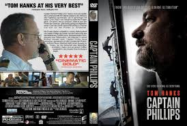 Captain Philips (2013) okładka