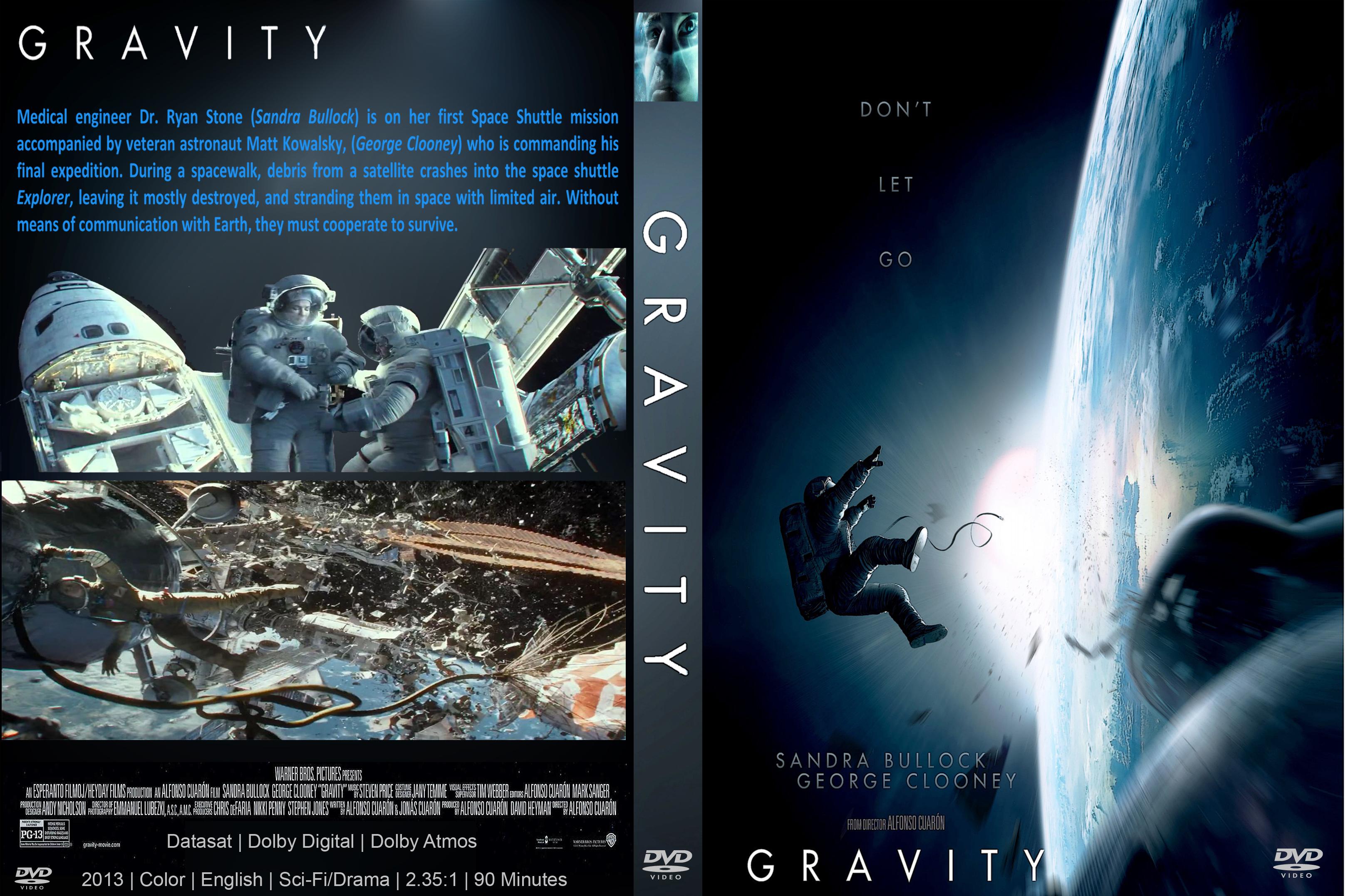 Gravity (2013) okładka