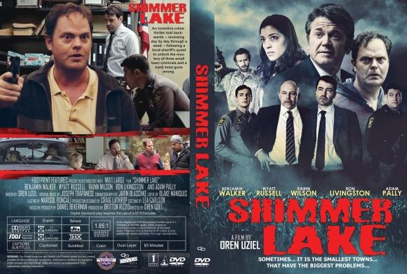 Shimmer Lake (2017) okładka