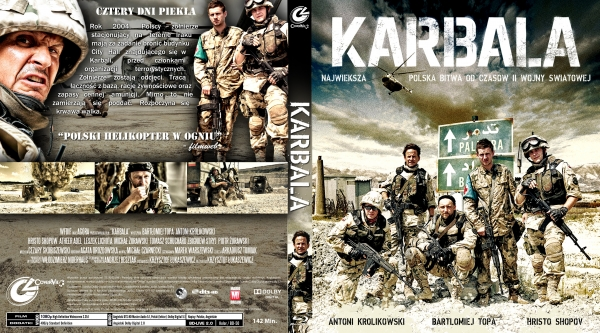 Karbala (2015) okładka