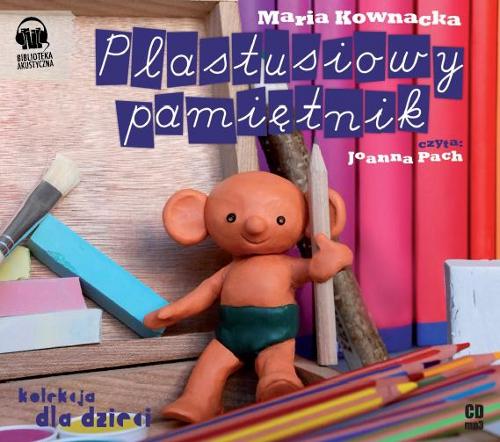 Plastusiowy Pamiętnik - Maria Kownacka (okładka)
