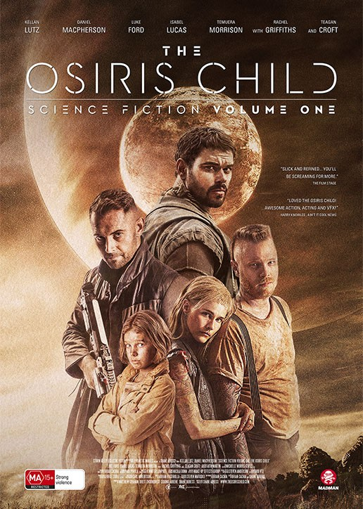 The Osiris Child (2016) okładka