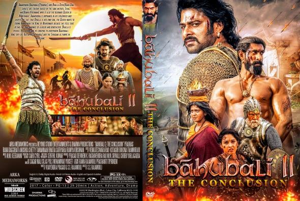 Baahubali 2 The Conclusion (2017) okładka