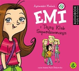 EMI i Tajny Klub Superdziewczyn - Agnieszka Mielech (okładka)