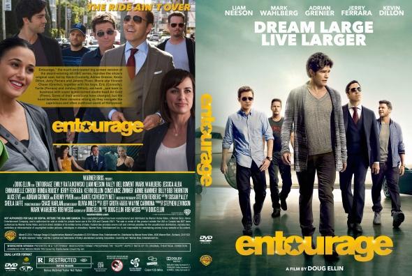 Entourage (2015) okładka