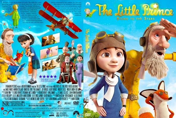 Le Petit Prince (2015) okładka