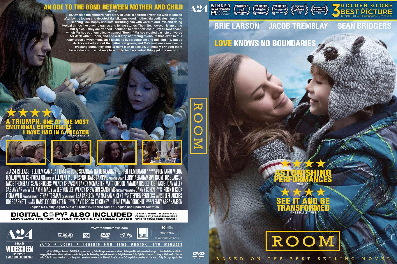 Room (2015) okładka