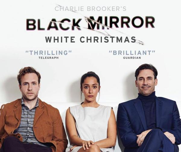 Black Mirror: White Christmas (2014) – special episode