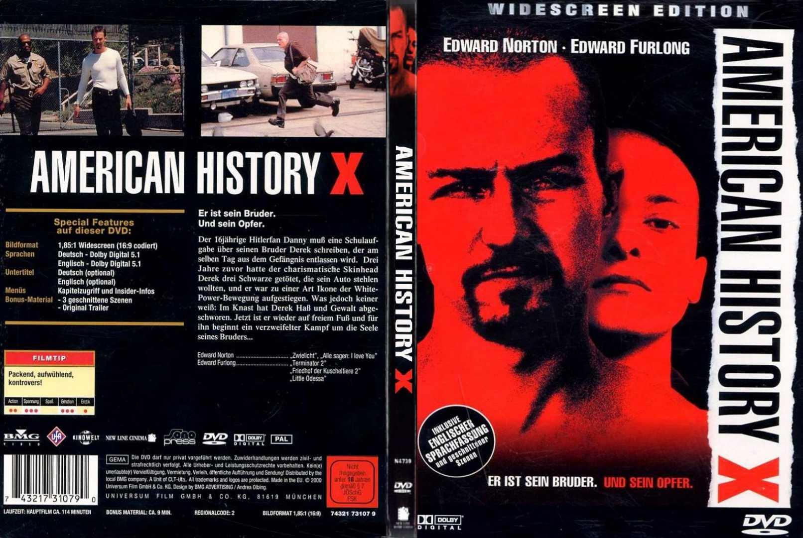 American History X (1988)