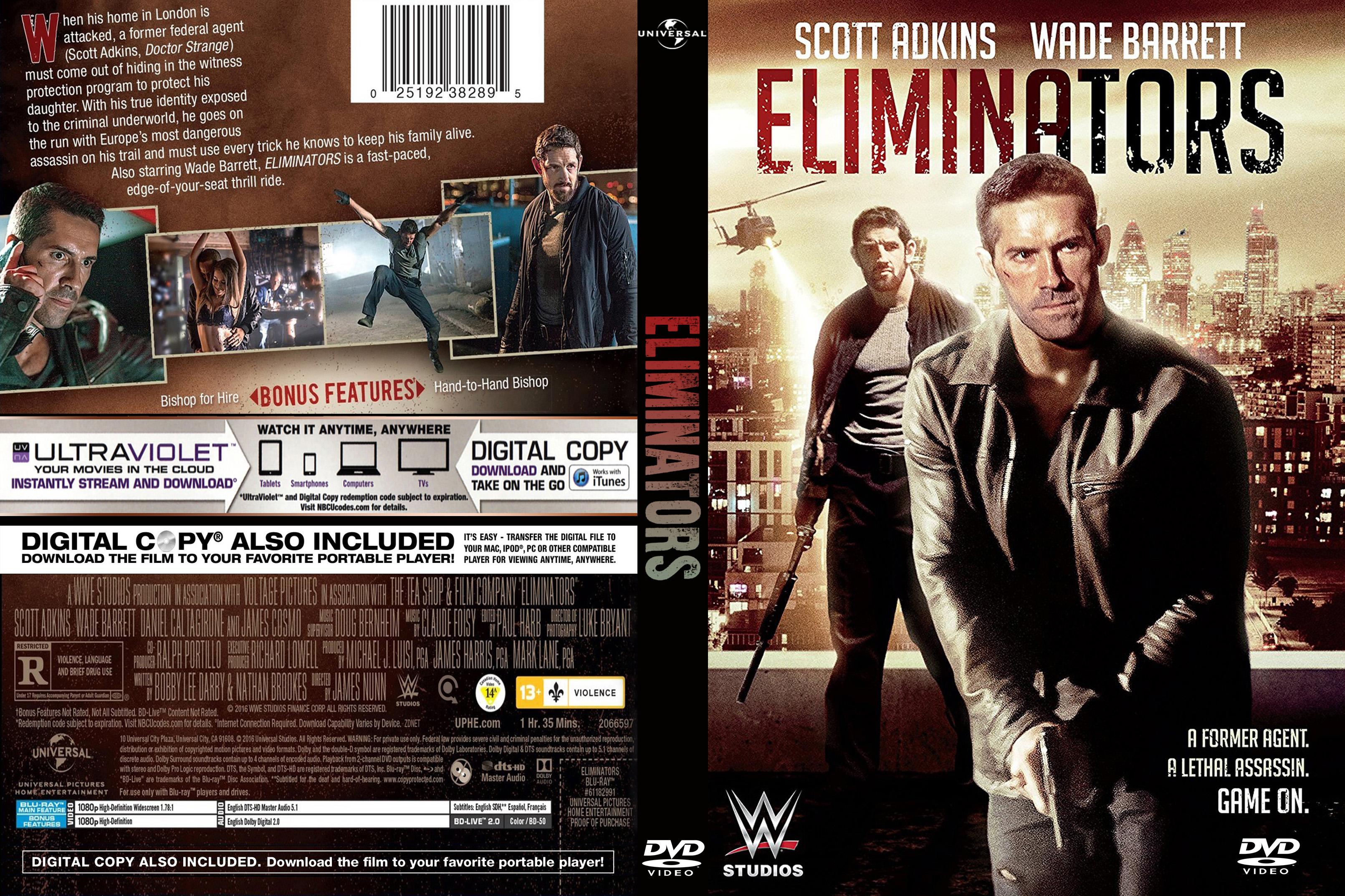 Eliminators (2018)