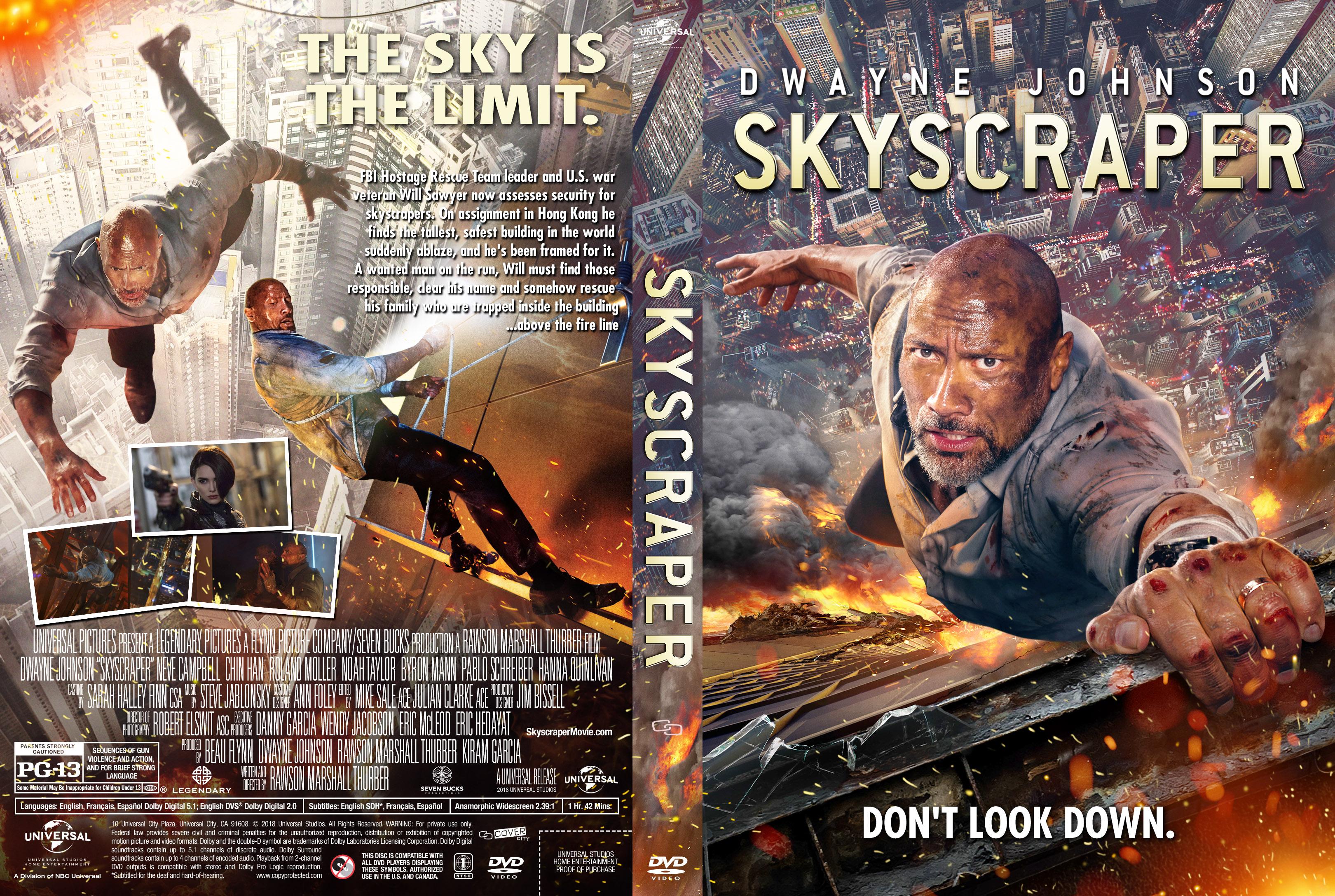 Skycraper (2018) lektor PL