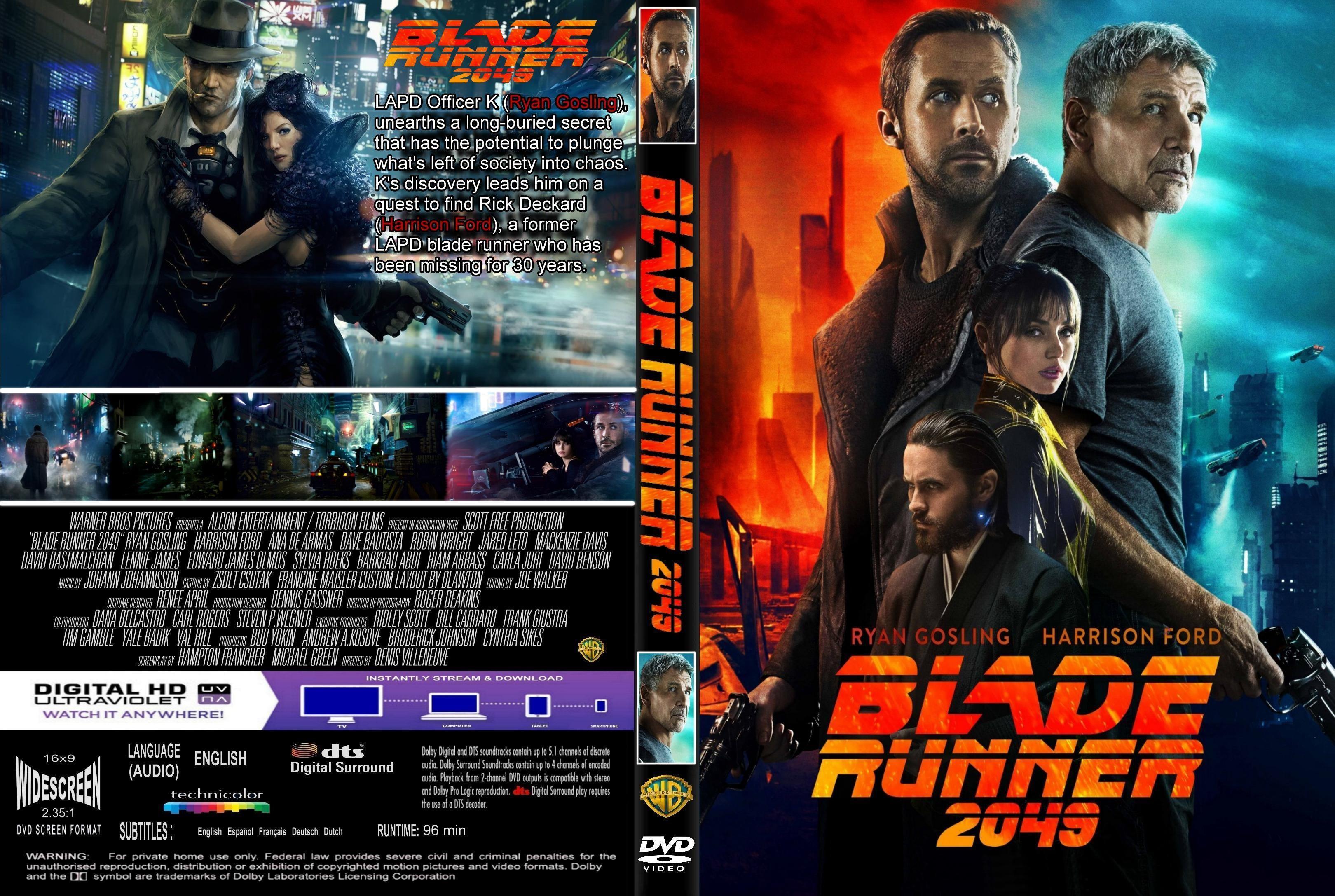 Blade Runner 2049 (2017) lektor PL
