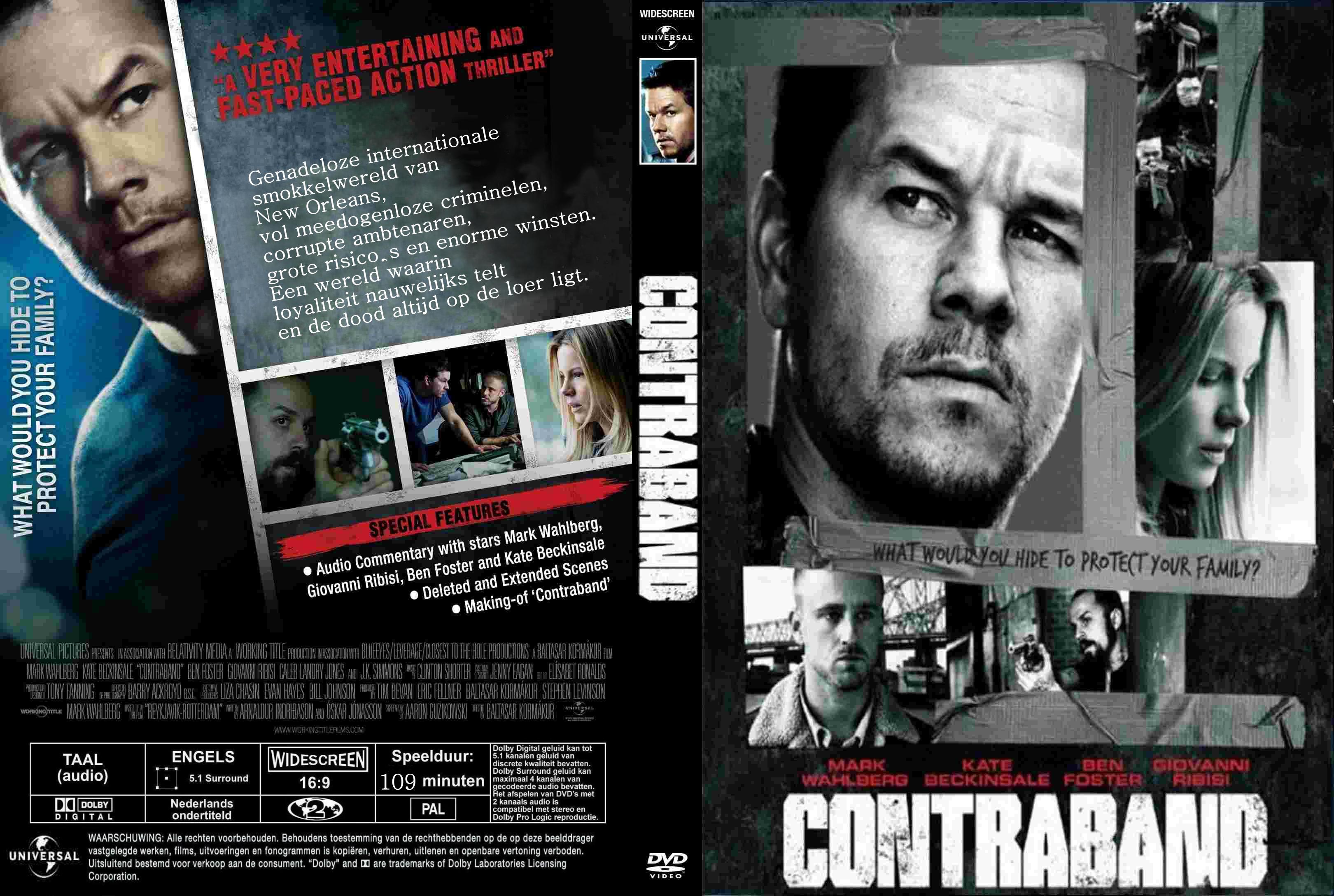 Contraband (2012) lektor PL