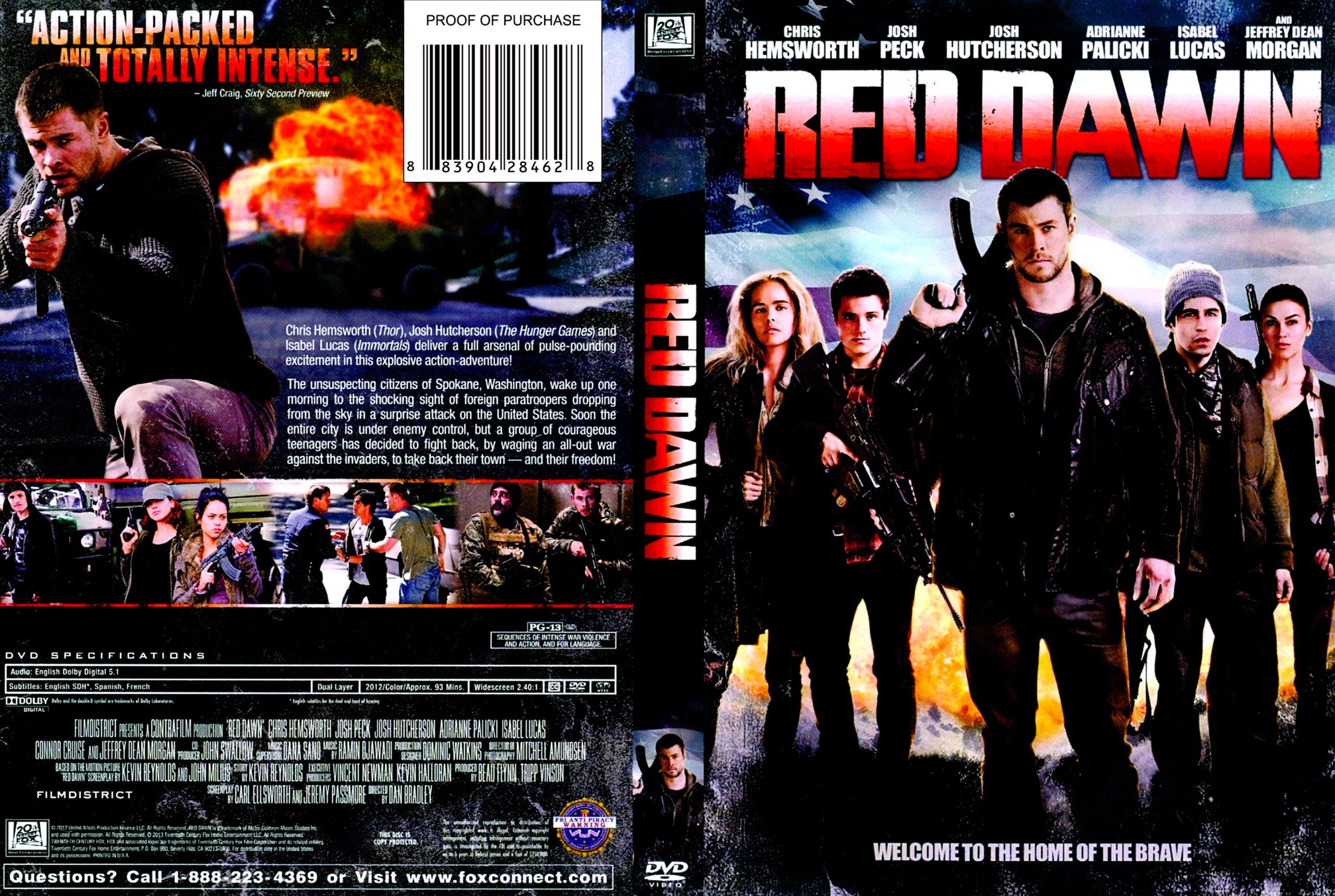 Red Dawn (2012) lektor PL