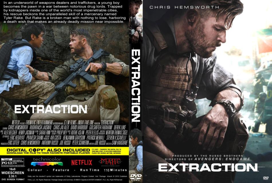 Extraction (2020) lektor PL